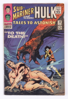 """1966 """"Tales To Astonish"""" Issue #80 Marvel Comic Book at PristineAuction.com"""