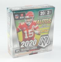 2020 Panini Mosaic Football Mega Box of (10) Packs at PristineAuction.com