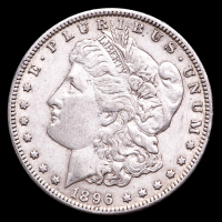 1896-O Morgan Silver Dollar at PristineAuction.com