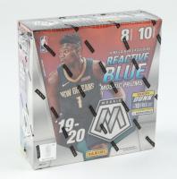 2019-20 Panini Mosaic Basketball Mega Box of (10) Packs at PristineAuction.com