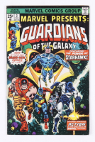 """1976 """"Marvel Presents: Guardians of the Galaxy"""" Issue #3 Marvel Comic Book at PristineAuction.com"""