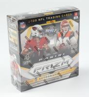 2020 Panini Prizm Football Mega Box with (10) Packs (See Description) at PristineAuction.com