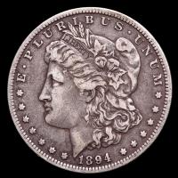 1894-O Morgan Silver Dollar at PristineAuction.com