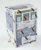 2020-2021 Panini Contenders Basketball Blaster Box with (5) Packs (See Description) at PristineAuction.com