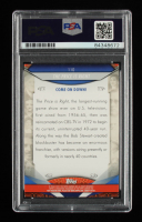 Bob Barker Signed 2011 American Pie #110 The Price is Right (PSA Encapsulated) at PristineAuction.com