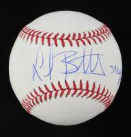 "Linda Ballantyne Signed OML Baseball Inscribed ""Sailor Moon!"" (JSA COA) at PristineAuction.com"