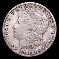 1900-S Morgan Silver Dollar at PristineAuction.com