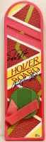 """Michael J. Fox & Christopher Lloyd Signed """"Back To The Future Part II"""" Full-Size Hover Board (Beckett Hologram) at PristineAuction.com"""