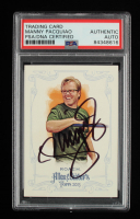 Manny Pacquiao Signed 2013 Topps Allen and Ginter #219 Freddie Roach (PSA Encapsulated) at PristineAuction.com