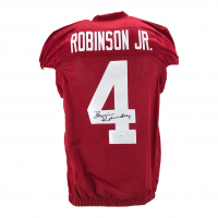 Brian Robinson Jr. Signed Jersey (Beckett COA) at PristineAuction.com