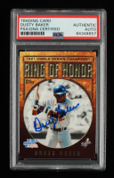 Dusty Baker Signed 2009 Topps Ring Of Honor #RH55 (PSA Encapsulated) at PristineAuction.com