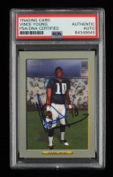 Vince Young Signed 2006 Topps Turkey Red #183A RC (PSA Encapsulated) at PristineAuction.com