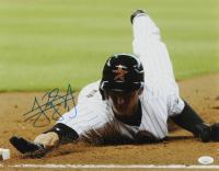 Jordan Schafer Signed Astros 11x14 Photo (JSA COA) at PristineAuction.com