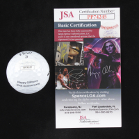 """Christopher McDonald Signed """"Happy Gilmore 25th Anniversary"""" Golf Ball Inscribed """"SHOOTER"""" (JSA COA) at PristineAuction.com"""