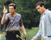"""Christopher McDonald Signed """"Happy Gilmore"""" 11x14 Photo Inscribed """"I eat piece of s*** like you for breakfast"""" (JSA COA) (See Description) at PristineAuction.com"""