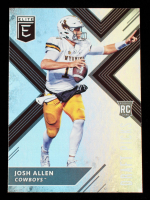 Josh Allen 2018 Elite Draft Picks #103B at PristineAuction.com