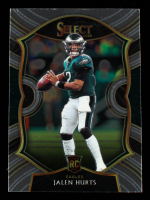 Jalen Hurts 2020 Select #50 RC at PristineAuction.com