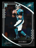 Jalen Hurts 2020 Absolute #145 RC at PristineAuction.com