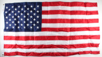 American Flag Flown Over the Capitol on October 16th, 2019 (Architect of the Capitol COA) at PristineAuction.com