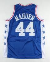 Rick Mahorn Signed Jersey (PSA COA) (See Description) at PristineAuction.com