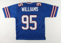 Kyle Williams Signed Jersey (Beckett Hologram) (See Description) at PristineAuction.com