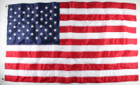 American Flag Flown Over the Capitol on June 6th, 2019 (Architect of the Capitol COA) at PristineAuction.com