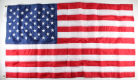 American Flag Flown Over the Capitol on January 20th, 2021 (Architect of the Capitol COA) at PristineAuction.com