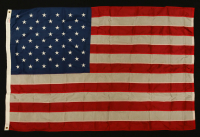 American Flag Flown Over the Capitol on February 7th, 2021 (Architect of the Capitol COA) at PristineAuction.com