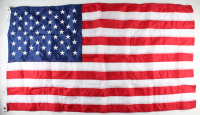 American Flag Flown Over the Capitol on June 14th, 2021 (Architect of the Capitol COA) at PristineAuction.com