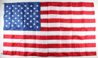 American Flag Flown Over the Capitol on June 9th, 2021 (Architect of the Capitol COA) at PristineAuction.com