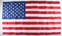 American Flag Flown Over the Capitol on February 23rd, 2020 (Architect of the Capitol COA) at PristineAuction.com