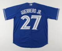 Vladimir Guerrero Jr. Signed Blue Jays Jersey (JSA COA) (See Description) at PristineAuction.com
