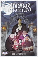 """Lisa Loring Signed """"The Addams Family - The Bodies Issue"""" Comic Book Inscribed """"Wednesday"""" (PSA COA) at PristineAuction.com"""