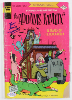 """Lisa Loring Signed """"The Addams Family - In Search Of The Boola Boola"""" Vintage Comic Book Inscribed """"Wednesday"""" (PSA COA)  (See Description) at PristineAuction.com"""
