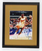 Dominique Wilkins Signed Hawks 12x15 Custom Framed Photo (JSA COA) at PristineAuction.com