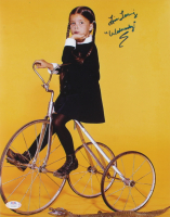 """Lisa Loring Signed """"The Addams Family"""" 11x14 Photo Inscribed """"Wednesday"""" (PSA COA) at PristineAuction.com"""