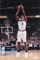 Chris Webber Signed 76ers 12x18 Photo (JSA COA) (See Description) at PristineAuction.com