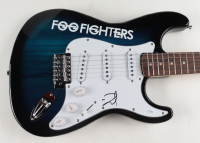 """Dave Grohl Signed 39"""" Foo Fighters Logo Electric Guitar (AutographCOA Hologram) at PristineAuction.com"""