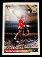 Michael Jordan 1992-93 Upper Deck #23 at PristineAuction.com