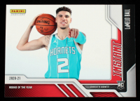 LaMelo Ball 2020-21 Panini Instant #222 at PristineAuction.com