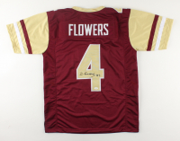 Zay Flowers Signed Jersey (JSA COA) at PristineAuction.com