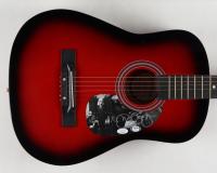 """Jon Bon Jovi Signed 36"""" Acoustic Guitar (JSA COA) at PristineAuction.com"""