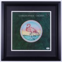 "Christopher Cross Signed 19x19 Custom Framed  ""Christopher Cross"" Album Photo Display (JSA COA) (See Description) at PristineAuction.com"