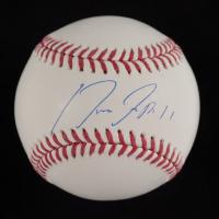 Jose Ramirez Signed OML Baseball (PSA COA) at PristineAuction.com