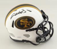 Deebo Samuel Signed 49ers Lunar Eclipse Alternate Speed Mini Helmet (JSA COA) at PristineAuction.com