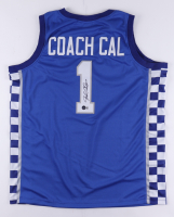John Calipari Signed Jersey (Beckett COA) at PristineAuction.com