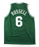 Bill Russell Signed Jersey (JSA COA) (See Description) at PristineAuction.com