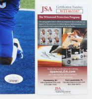 Gabriel Davis Signed Bills 11x14 Photo (JSA COA) at PristineAuction.com