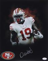 Deebo Samuel Signed 49ers 11x14 Photo (JSA COA) at PristineAuction.com