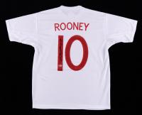 Wayne Rooney Signed Jersey (Beckett Hologram) at PristineAuction.com